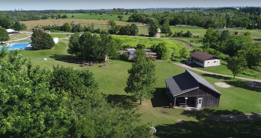 camp green acres facilities